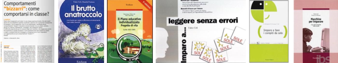 libri Prof. Fabio Celi ASCCO