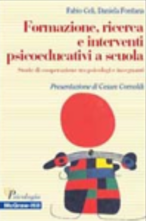 Formazione, ricerca e interventi psicoeducativi a scuola Prof. Fabio Celi ASCCO