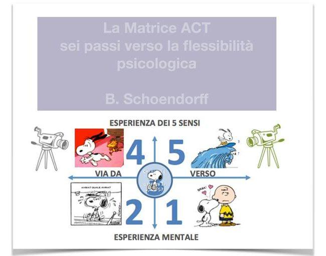 Matrice ACT: sei passi verso la flessibilità psicologica